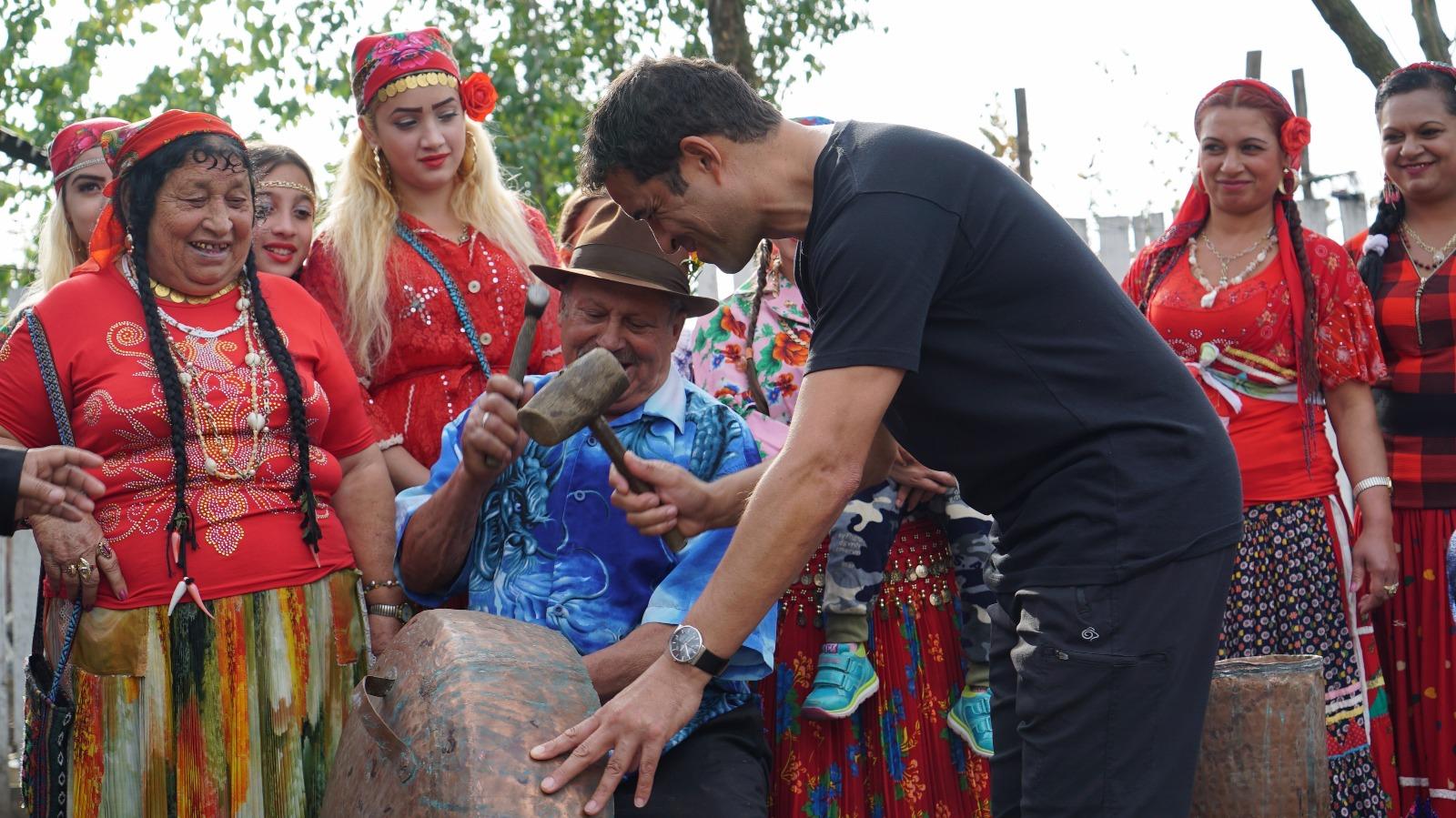 Romania filming
